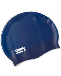 Silicone Cap - Navy
