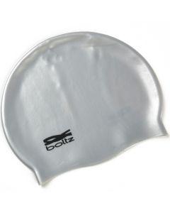 Silicone Cap - Silver